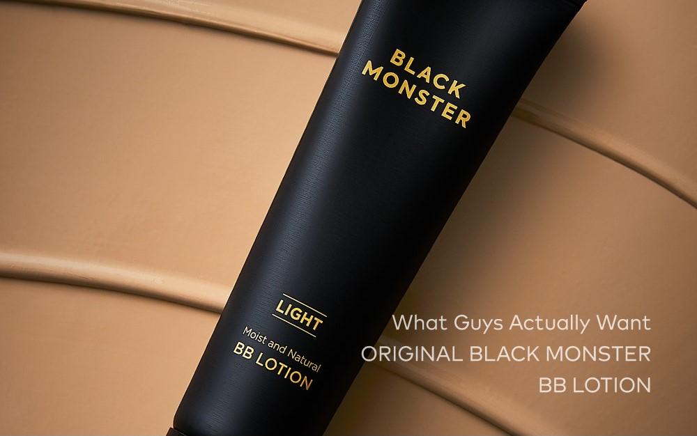 black monster-評價-防曬-bb cream-男士bb霜香港-上妝步驟-bb乳液-bb霜